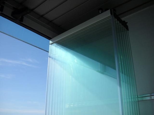 Cerramientos de galer as balcones y miradores - Cortinas para miradores ...