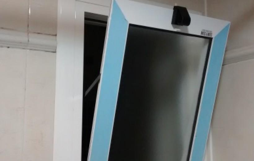 Sustitución ventana baño sin obra