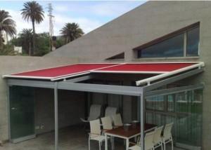 Toldos for Toldo horizontal terraza